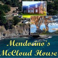 Mendocino's Historic McCloud House