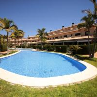 Aduanas Apartment Sleeps 8 Pool WiFi