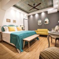 Rastoni Athens Suites near Acropolis at Tsatsou street
