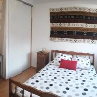 Chambre duplex de 25 m2 dans maison de montagne