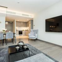 Meerhof luxury apartment in Tallinn