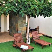 oasis del toyo golf&beach private garden wifi