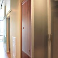 Industrial Chic Brand new 1BR Condo with parking