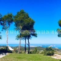 Blue Hill House Ibiza