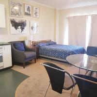 Executive 1 Bedroom Apartment in Darling Harbour
