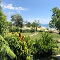 Sofia's Pearl Beachfront Maisonette