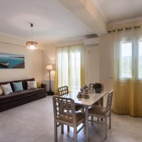 Lefkada city luxury apartment