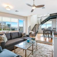Luxury 2BR/1BR Penthouses w Balcony Close to French Quarter