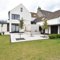 Modern Apartment with Garden in West Flanders Belgium