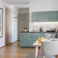 Sommavilla Apartments - central living