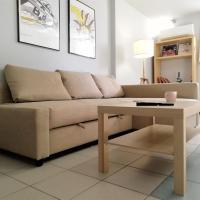 Marousi Cozy Semi-Ground Apartment