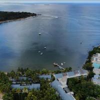 grande villa pied dans l'eau à baklava, île Maurice