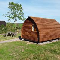 Larkworthy Farm Glamping Holiday Cabins
