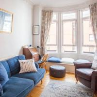 Bright Modern One Bedroom Flat, Southside