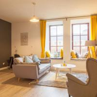 Stylish and Modern 1 Bedroom Flat in Merchant City