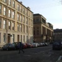 Traditional one bed flat near Kelvingrove