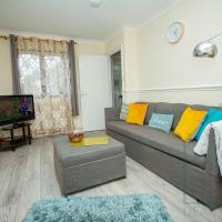 A+ Corby House for Corby, Kettering. Comfy Beds, Easy Parking, Fast Internet