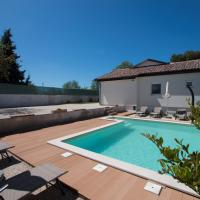 Cosy and lovely villa Trosti with a POOL