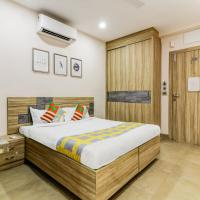 Wooden-Furnished 1RK Homestay in Hyderabad