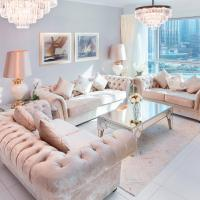 Elite Royal Apartment - T3 - Full Burj Khalifa & fountain view