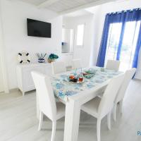 Pavon House Blue - Villetta nuova costruzione 80 mt dal mare, 3 km da spiagge Torre San Giovanni