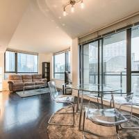 Large Central Downtown Condo