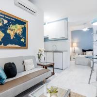 Luminoso apartamento en pleno centro de Madrid