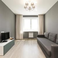 Two Bedroom Apartments Comfort Center - Двухкомнатная квартира НИИТО, 4 спальных места, RentHouse