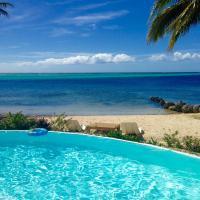 #1 Beach Villa Bliss by TAHITI VILLAS