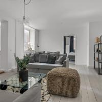 Luxury apartment for 8 persons in the city center