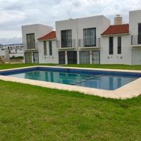 Casa moderna y confortable a 5 min de playa