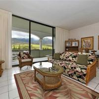 1 Bedroom Mountain View Condo in Lahaina Town - Sleeps 4 - Lahaina Shores #704
