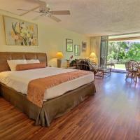Studio Garden View Condo in Kaanapali - Sleeps 4 - Maui Kaanapali Villas #A116