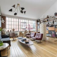 Exceptional 3 bed flat with Rooftop Terrace