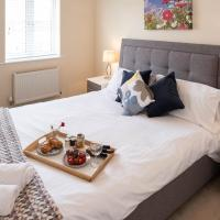 - LUNA HOUSE - Spacious - Modern - Southampton Airport - Central Eastleigh
