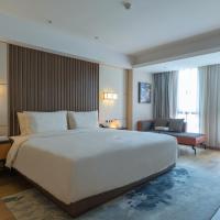 西安鐘樓亞朵S吳酒店,西安的飯店