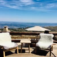 MY MOUNTAIN CHALÊT - Panoramic View Serra da Estrela