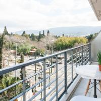 Classy apt with a view in Plaka/Syntagma Square
