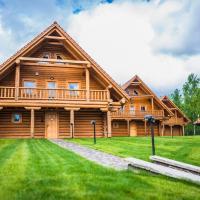 Zrubové domčeky Stará Lesná