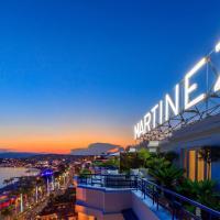 ホテル マルティネズ イン ザ アンバウンド コレクション バイ ハイアット