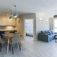 Unique Motlawa Riverbank Apartment