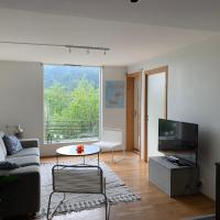 Apartment with walking distance to the light rail