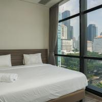 Luxurious and Spacious Sudirman Suites 2BR Apartment By Travelio