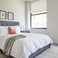 Wright Way - Modern One Bed in Loop by Short Stay