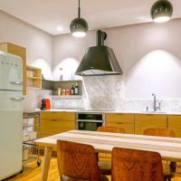 cool designer apartment in old town