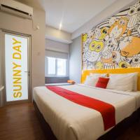 RedDoorz Apartment near Bundaran Satelit Surabaya