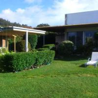 Habitación exterior con baño privado