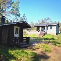 Cozy cabin, Sauna, no neighbours.