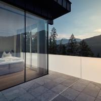 Alpen Penthouse mit Whirlpool und Sauna