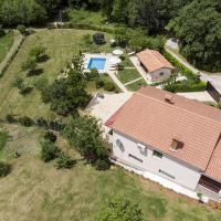 Family friendly house with a swimming pool Rakotule (Central Istria - Sredisnja Istra) - 17418